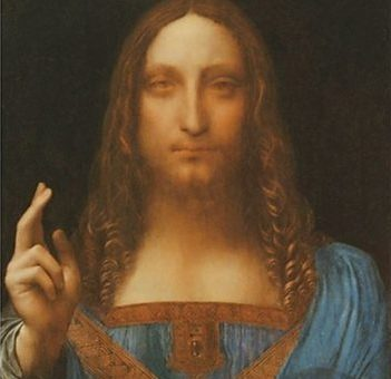 Leonardo da Vinci painting sells for $450m at auction, smashing records